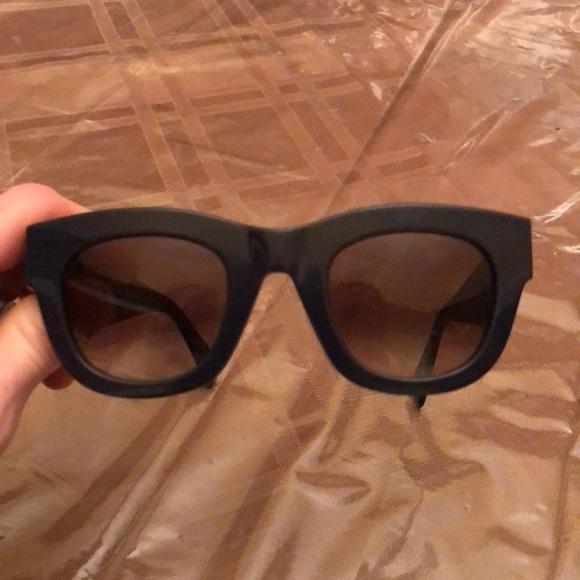 bc8acf9f0591 Celine Accessories - Authentic Celine navy blue sunglasses